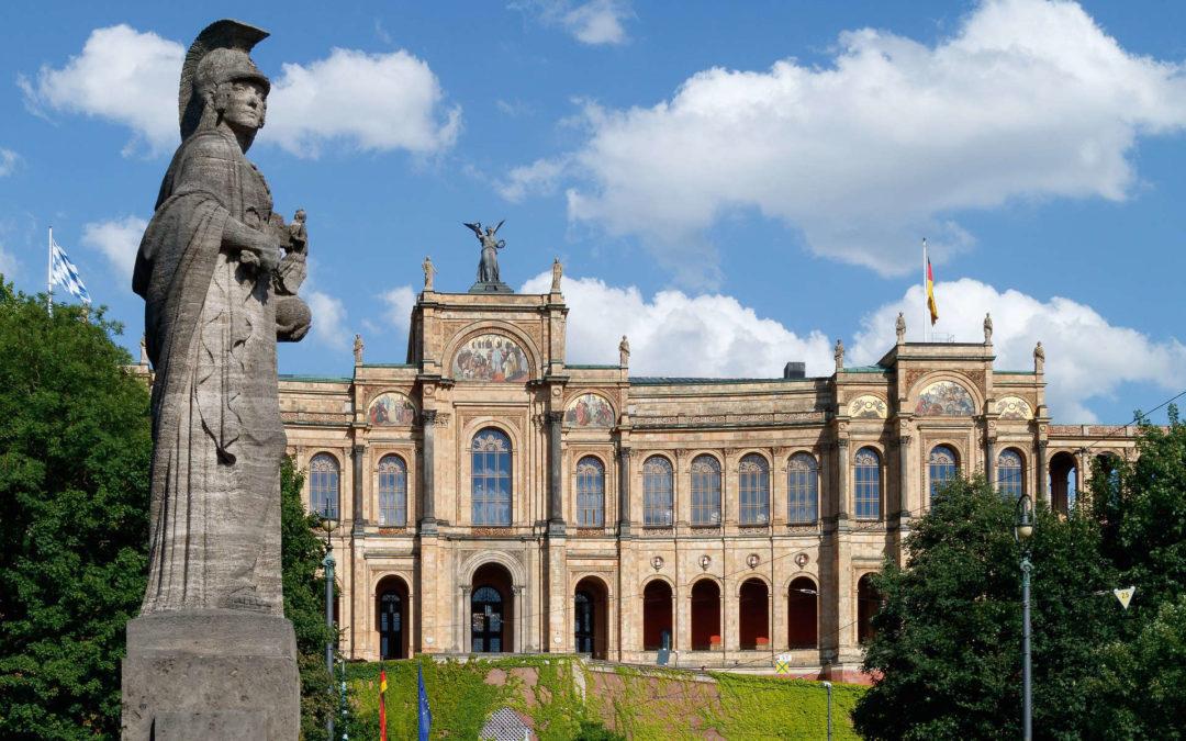 Ausflug zum Landtag