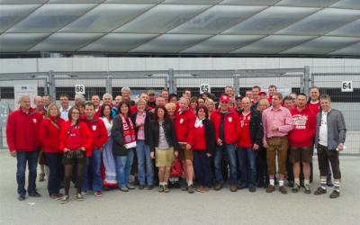 Unser Besuch in der FC Bayern Erlebniswelt
